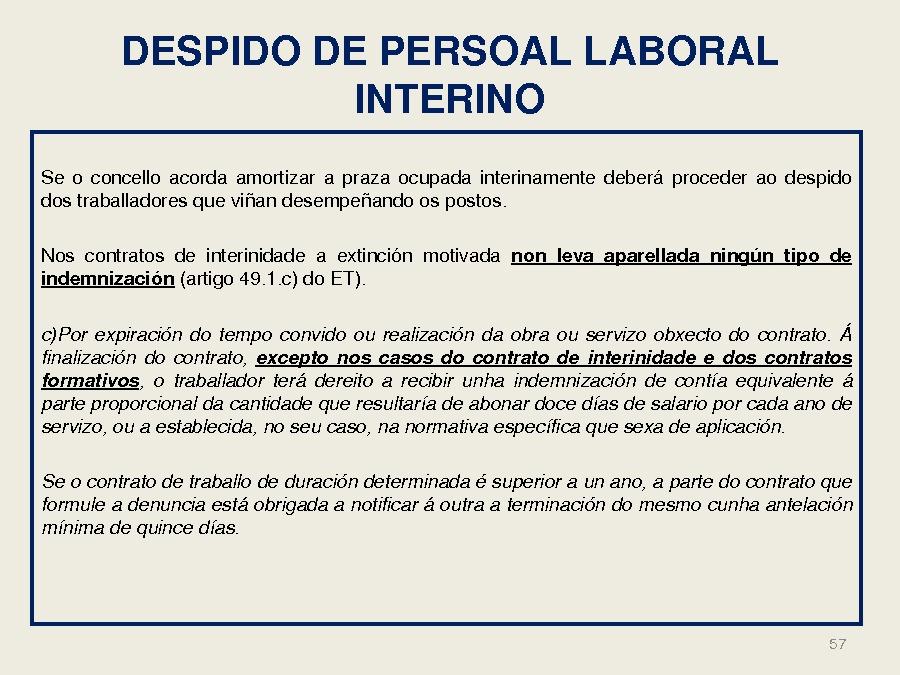 Novidades en materia de emprego público: últimas modificacións normativas